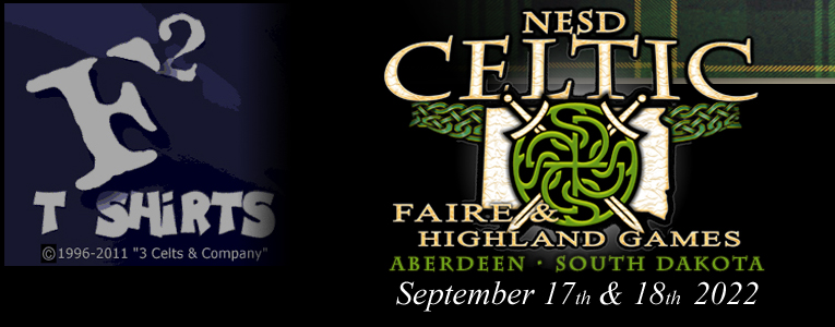 NE SD Celtic Faire and Highland Games