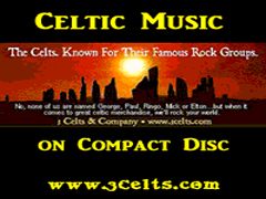 "Celtic Music on CD | ""3 Celts & Company"""