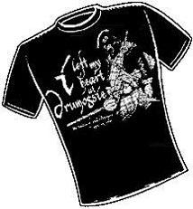 Scottish Heart. T-Shirt Design