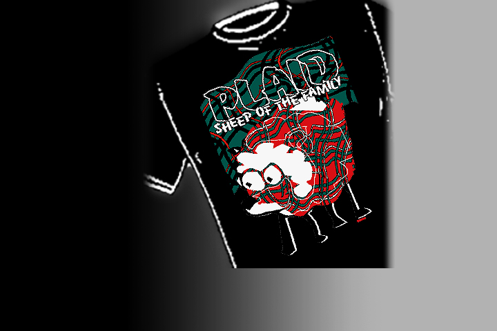 Plaid Sheep  Select colors and styles available in your choice of Celtic T-shirts | Celtic Hoodies | Celtic Crew Necks.