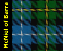 MacNiel of Barra Ancient Tartan